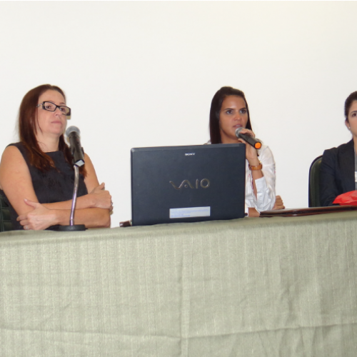 Reunião Mensal e Workshop (outubro/2103)