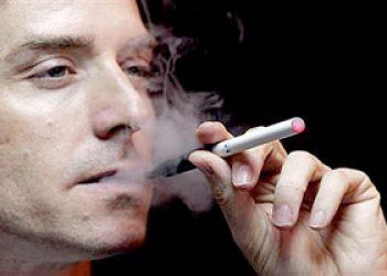 Cigarro eletrônico pode ser de 5 a 15 vezes mais cancerígeno