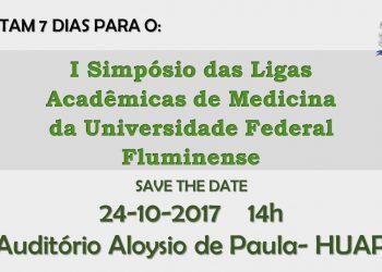 I Simpósio das Ligas Acadêmicas de Medicina