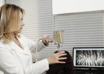 Um jeito rápido e fácil de diagnosticar a queda de cabelo