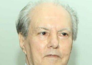 Nota de falecimento – Prof. Antonio Pedro Gaspar