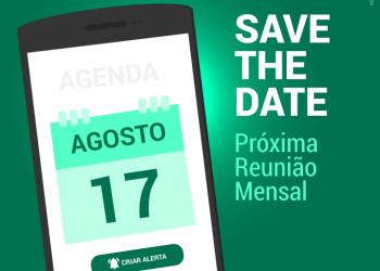 Reunião Mensal – Agosto 2019