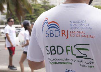 1ª Caminhada de Conscientização sobre a Alopecia Areata da SBDRJ